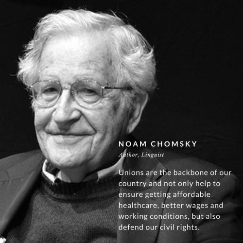 Chomsky - GSU headshot