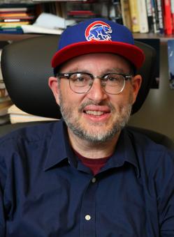 Professor Robert Johnston, UIC