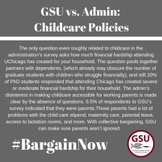 childcare policies narrative